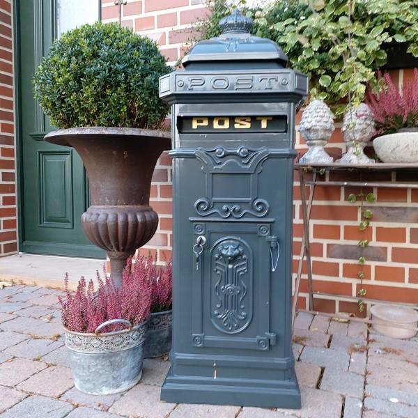 Säulenbriefkasten Postkasten Standbriefkasten Briefkasten Mailbox