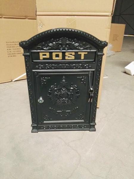 Nostalgischer Wandbriefkasten Postkasten Briefkasten