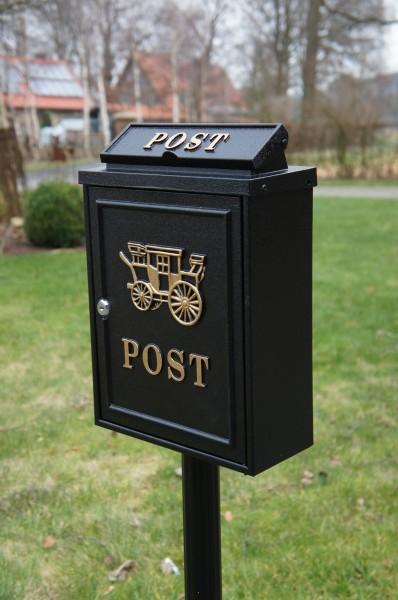 Briefkasten Standbriefkasten Säulenbriefkasten Postkasten