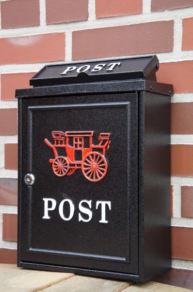 Wandbriefkasten Postkasten Briefkasten klassischer Stil-Copy