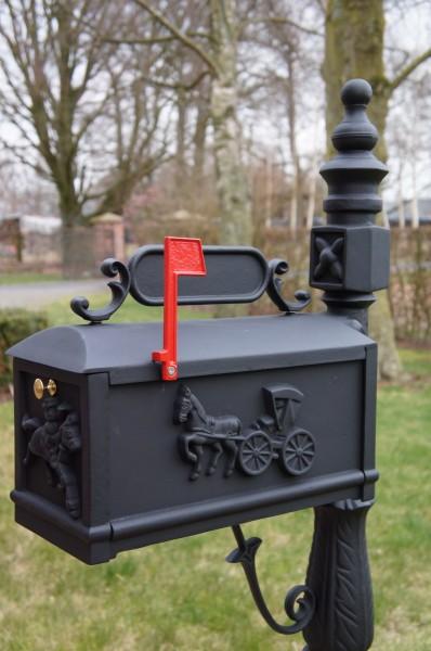 Standbriefkasten Briefkasten Säulenbriefkasten Postkasten