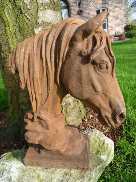 Pferdebüste , Pferdekopf , Skulptur